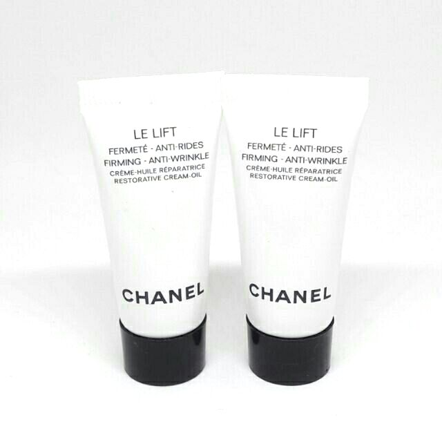 CHANEL LE LIFT FIRMING-ANTI-WRINKLE RESTORATIVE CREAM-OIL  5854142f2