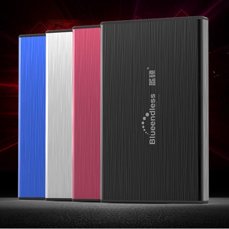 External Hard Disk USB 3.0  120GB 160GB 250GB 500GB 750G 1TB สำหรับ LAPTOP PS4 XBOX