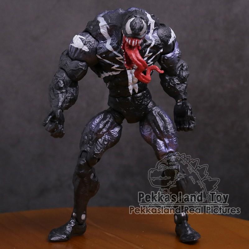 ✁✶ของแท้ Venom PVC Action Figure ของเล่นสะสม 7 นิ้ว 18 ซม.