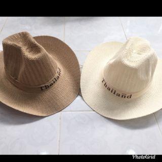 หมวกคาวบอยthailandจำนวน2แบบ(ใหญ่)