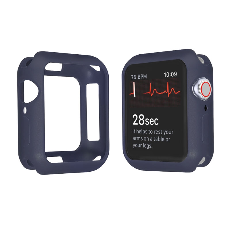 Apple Watch Case 38mm 40mm 42mm 44mm TPU Matte Cover for iWatch Series 2 3 4 5