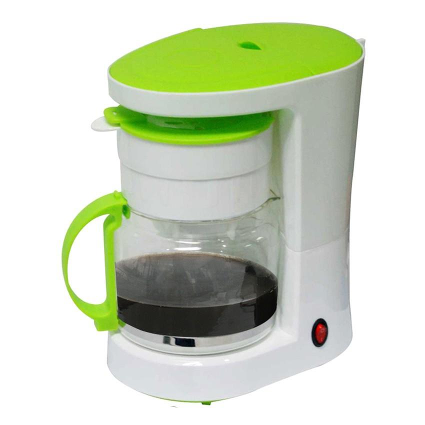 เครื่องบดเมล็ดกาแฟ เครื่องชงกาแฟ KASHIWA เครื่องชงกาแฟ รุ่น CM-6630 (สีเขียว) **สินค้า Clearance** เครื่องทำกาแฟ