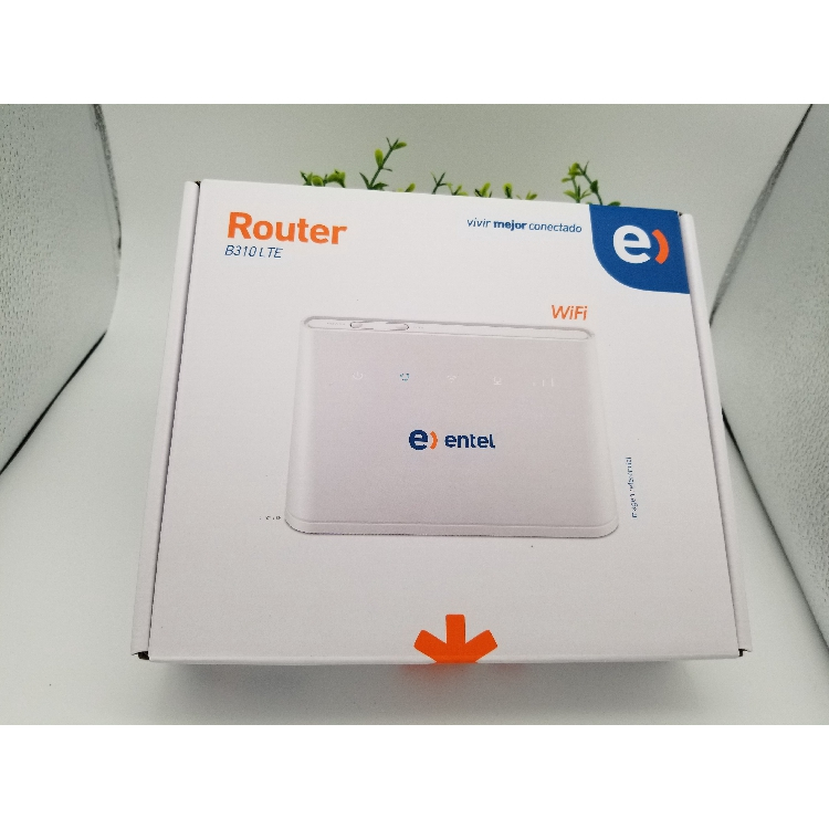 NEW Original Unlock Huawei B310S-518 150Mbps 4G LTE Most Secure Wireless  Router Support Used globall +2pcs antenna