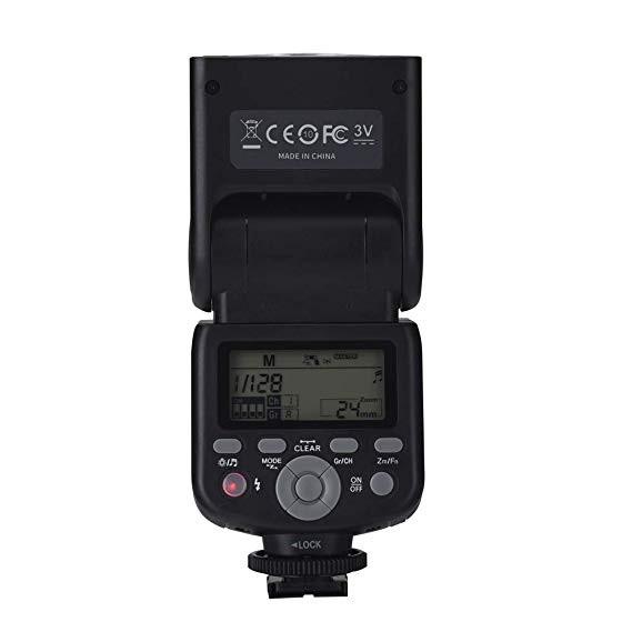 For Sony A7RIII A6000 A6500 Godox Mini TT350S 2.4G TTL HSS Camera Flash