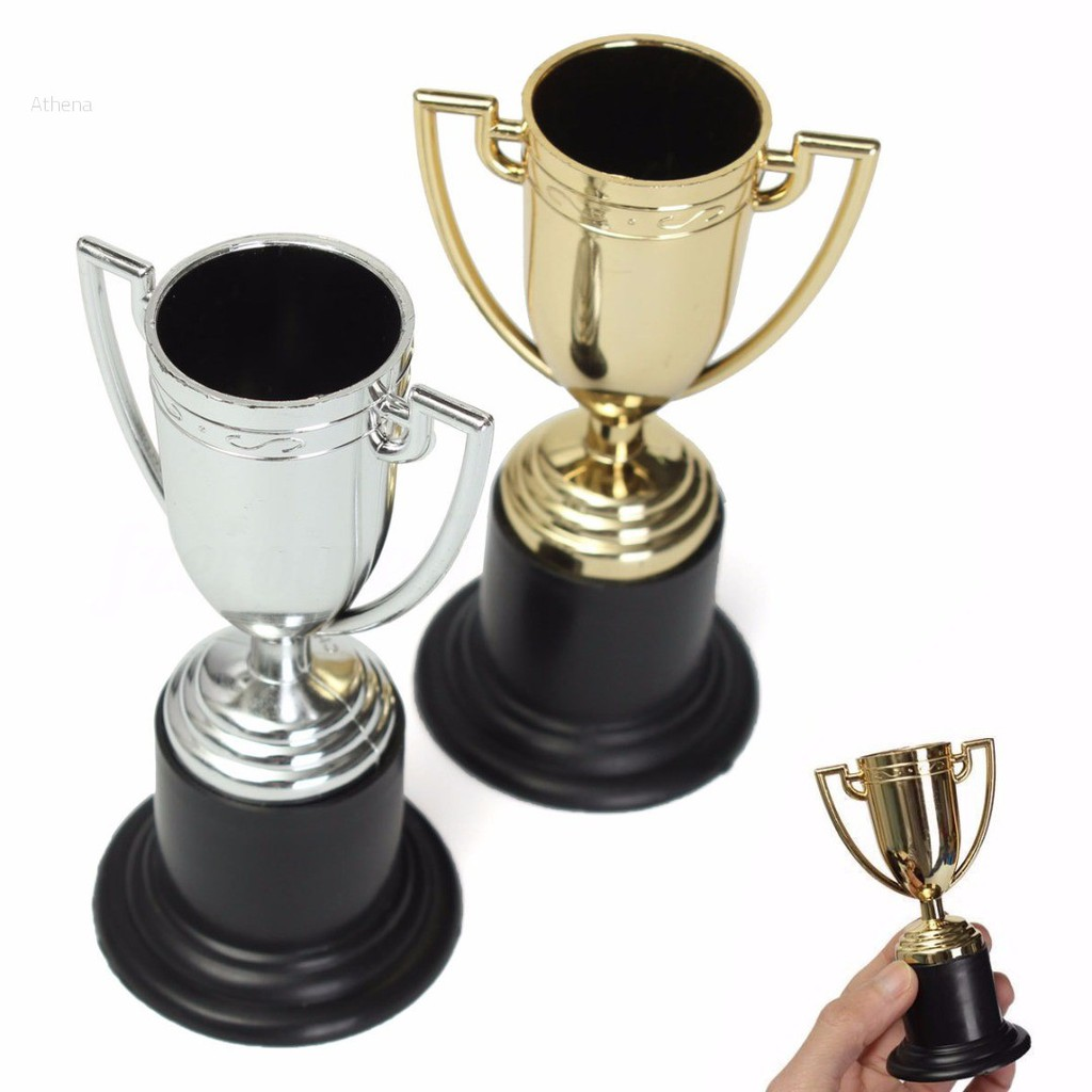 1//5//10//20Pcs Mini Trophy Football Game Match Champion Cup Award Kid Party Gift