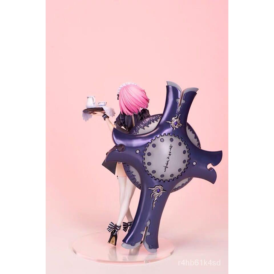 Resin Figure Kit 1/7 Fate Shielder Mash Kyrielight Garage Resin Figure Model Kit#¥%¥# LDNl
