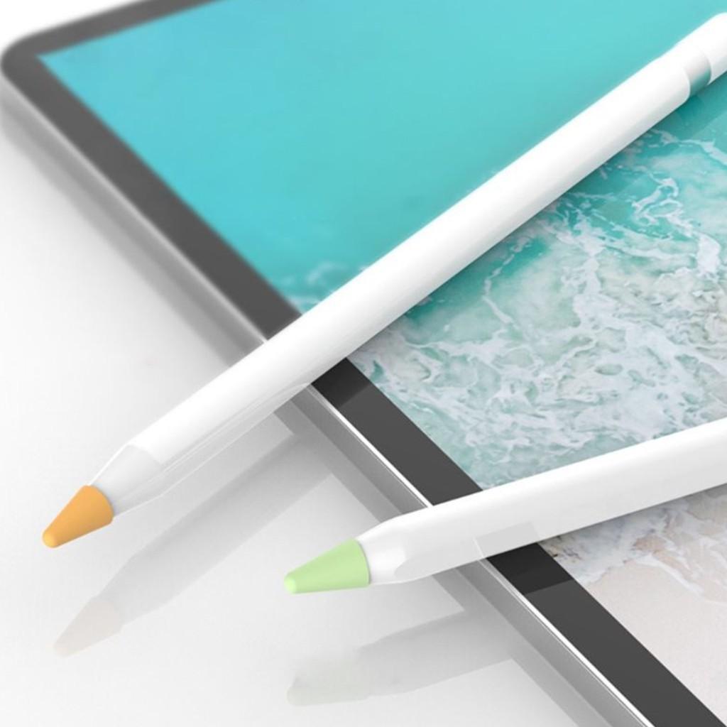 ✅🔥💥✣เคสหัวปากกา สำหรับ ApplePencil รุ่น1/2 ซิลิโคนจุกหัวปากกา case tip cover แบบแพ็ค 8 ชิ้น