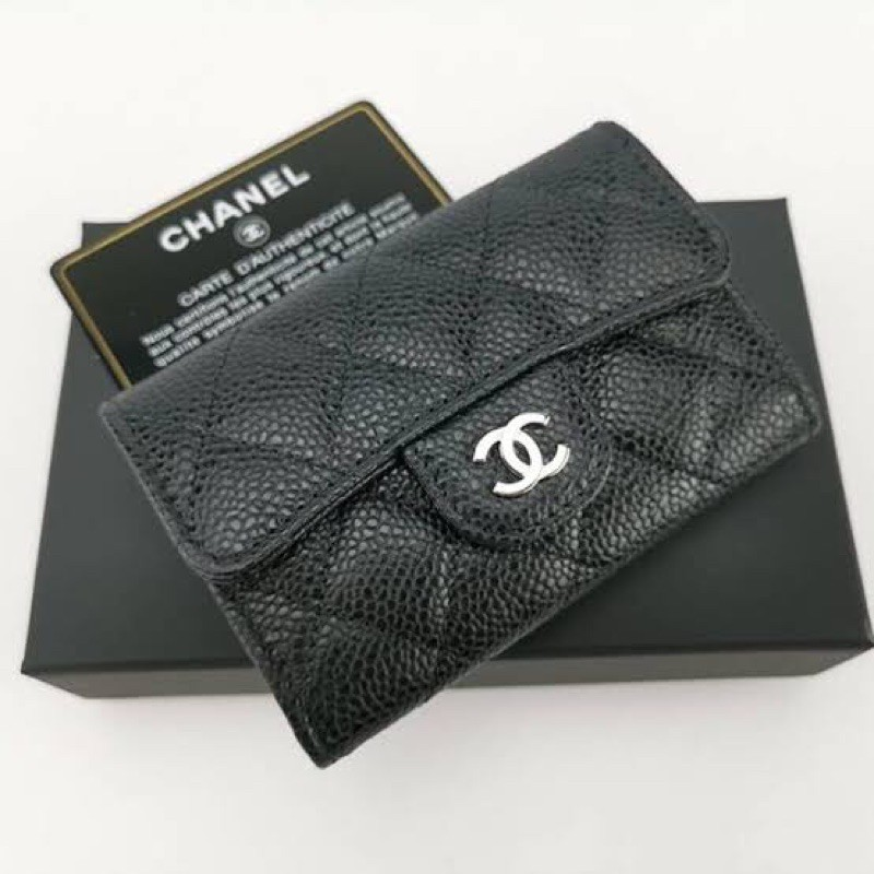 Chanel card holder holo 29 (New!!)