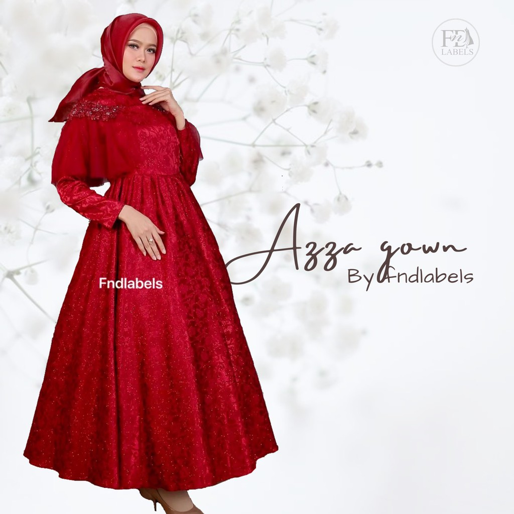 Azza ชุดเดรส / เสื้อผ้าเชิญเชิญ