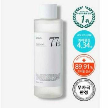 พร้อมส่ง โทนเนอร์พี่จุน Anua toner heartleaf 77% smoothing