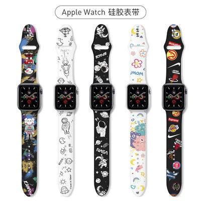 สาย applewatch สายนาฬิกา applewatch สายนาฬิกาอัจฉริยะ สายนาฬิกา Applicable Apple Watch Apple Watch6 / 5/4 Generation Men