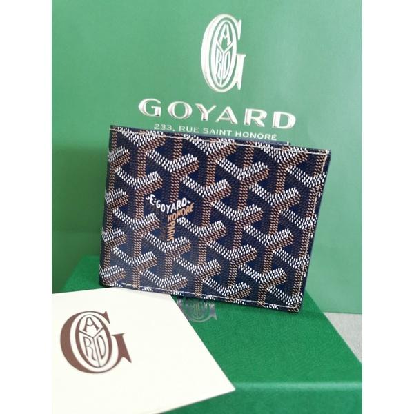 goyard wallet พร้อมส่ง ของแท้100%