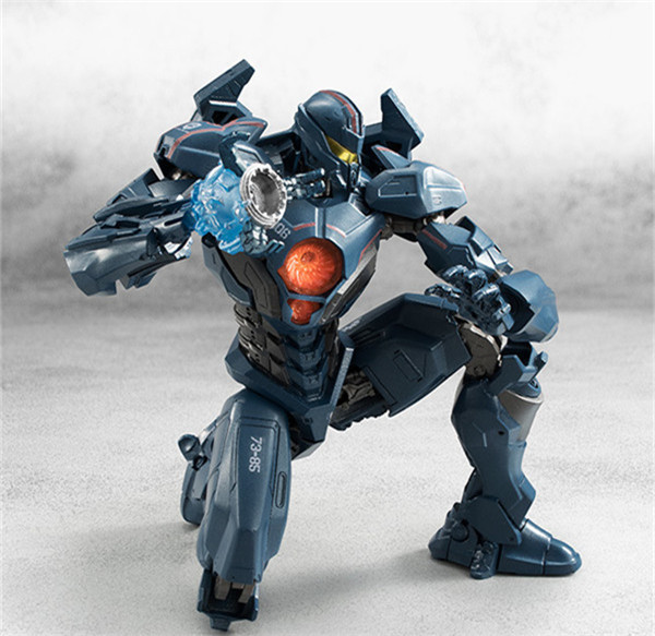 The Pacific Rim2 Thunder Again Vengeance Vagrant Mech Model Garage Kit Monster The Movable Figure Doll Toy UyAu