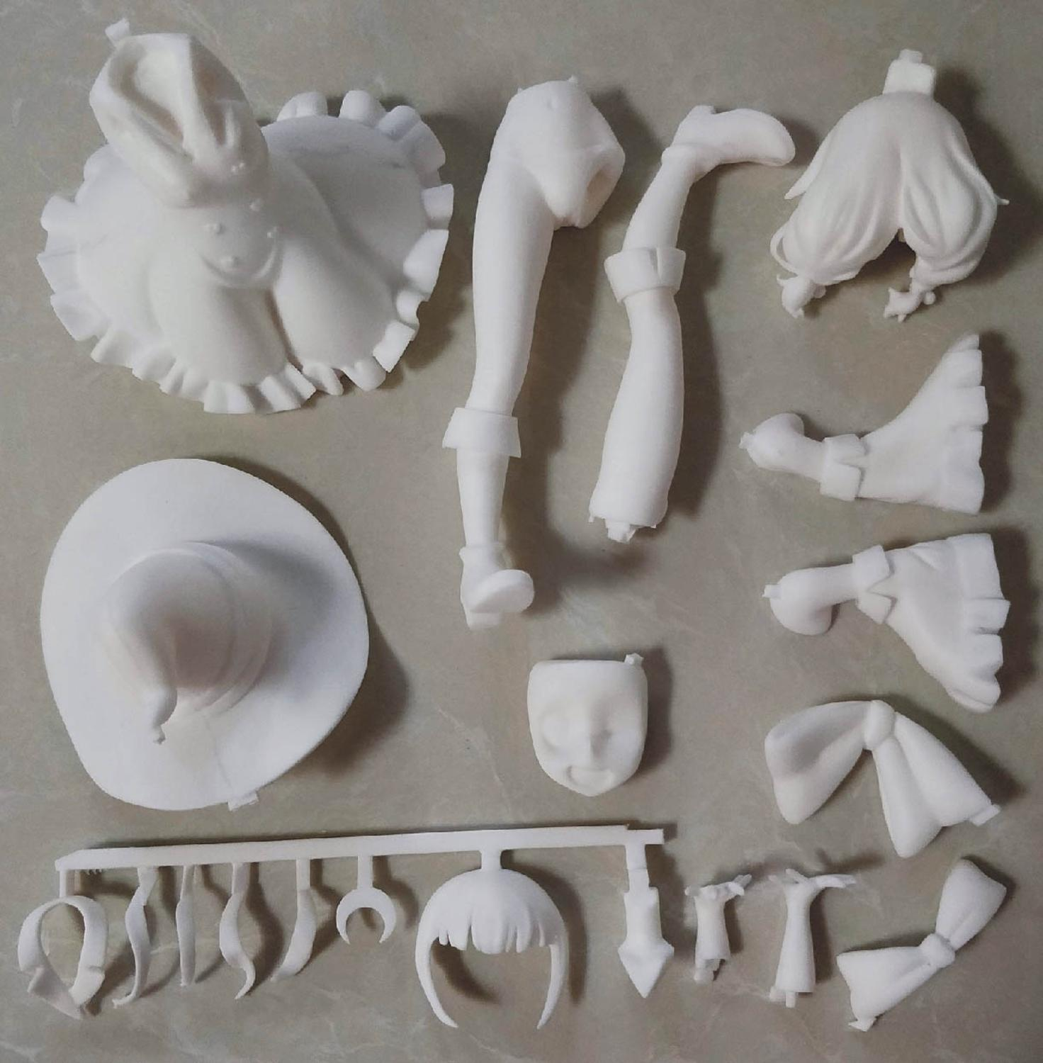 Resin Figure Kit NEWGAME! Garage Kit Unpainted Garage Resin Model Kit