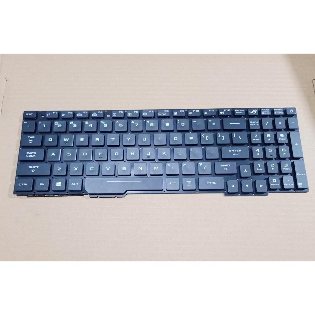 แป้นพิมพ์แล็ปท็อป Asus Gl 553 Gl 553vw Gl 553vd Usgh Rgb