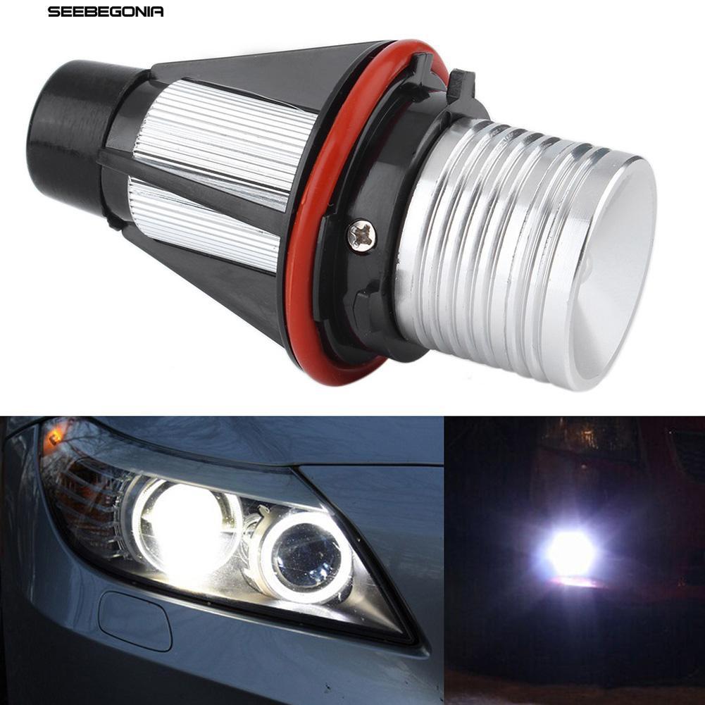 10x Car T10 W5W 194 Cool Blue 5W 8000K LED XENON Insert Halogen Bulb Lights US