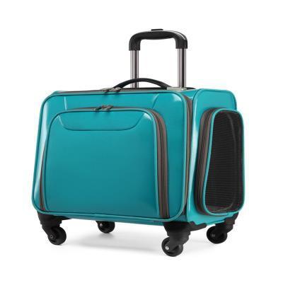 กระเป๋าเดินทางขนาดใหญ่ 20 กิโลกรัมสําหรับสัตว์เลี้ยงสุนัขแมว