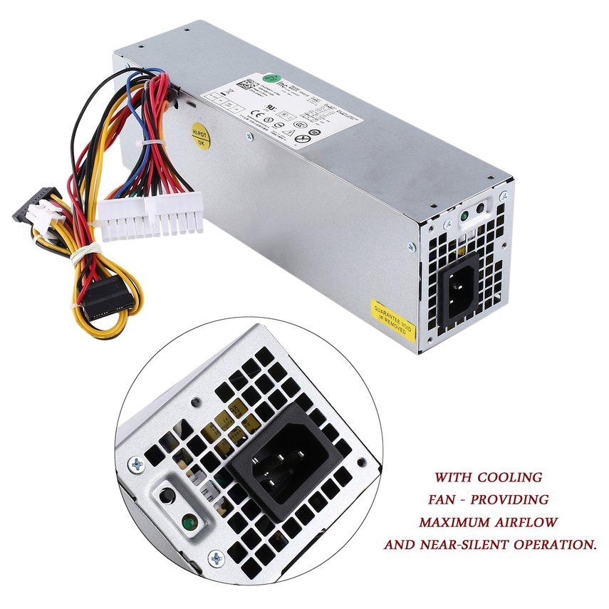 Desktop Power Supply Unit for Dell Optiplex H240ES-00 H240AS-00 AC240ES-00