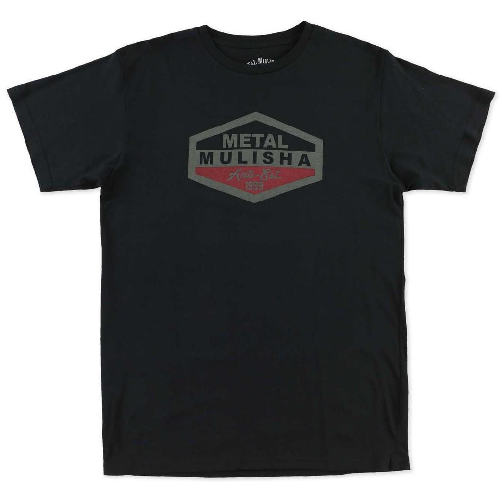 Super Mario t-shirt Black Bowser kanji mens Black