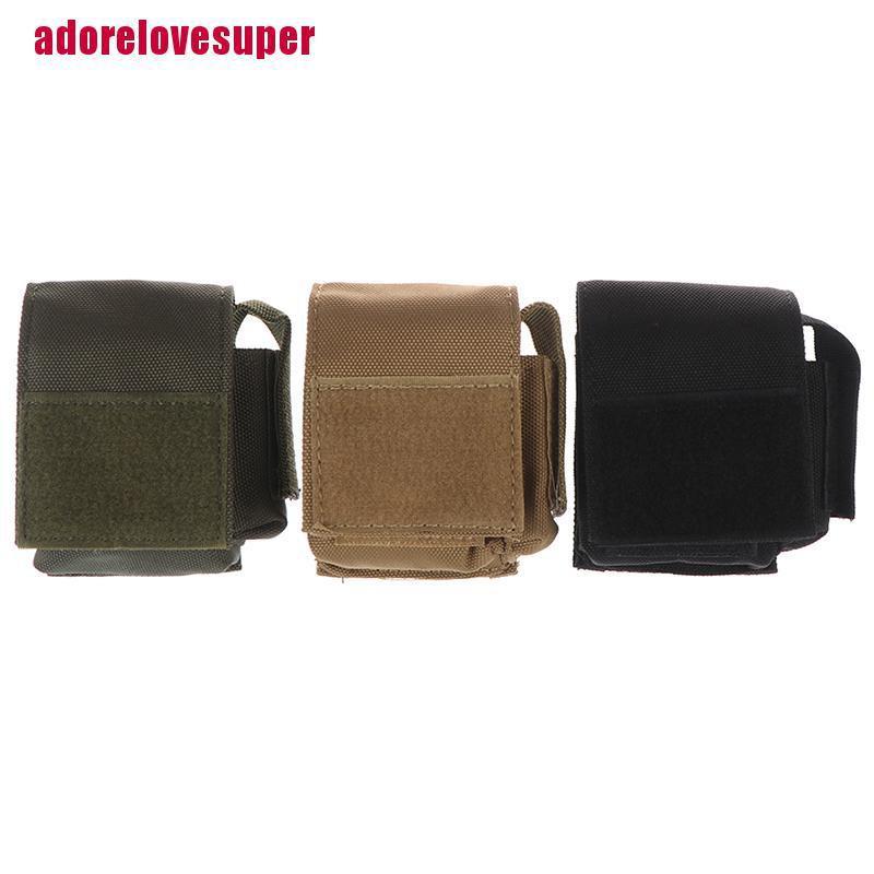 (adorelovesuper) กระเป๋าใส่ปืนพกเหมาะกับการพกพาเดินทางล่าสัตว์