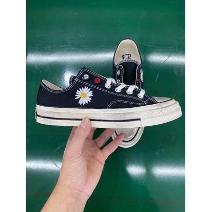 Converse X Peaceminusone รองเท้าผ้าใบคลาสสิกเก่า