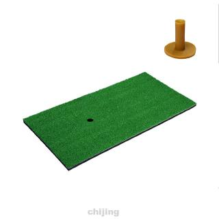 Equipment Backyard Beginner Golf Exercise Swing Training Practice Mat