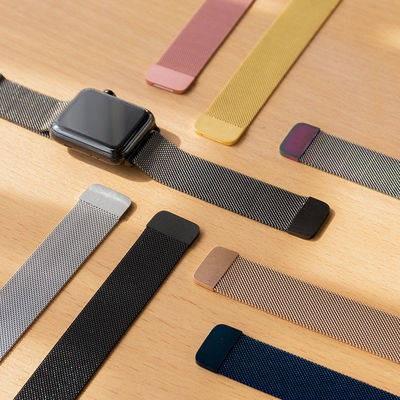 สายนาฬิกาอัจฉริยะ สายนาฬิกา สายนาฬิกา applewatch สาย applewatch iWatch strap 1-6 generation SE universal apple watch wit
