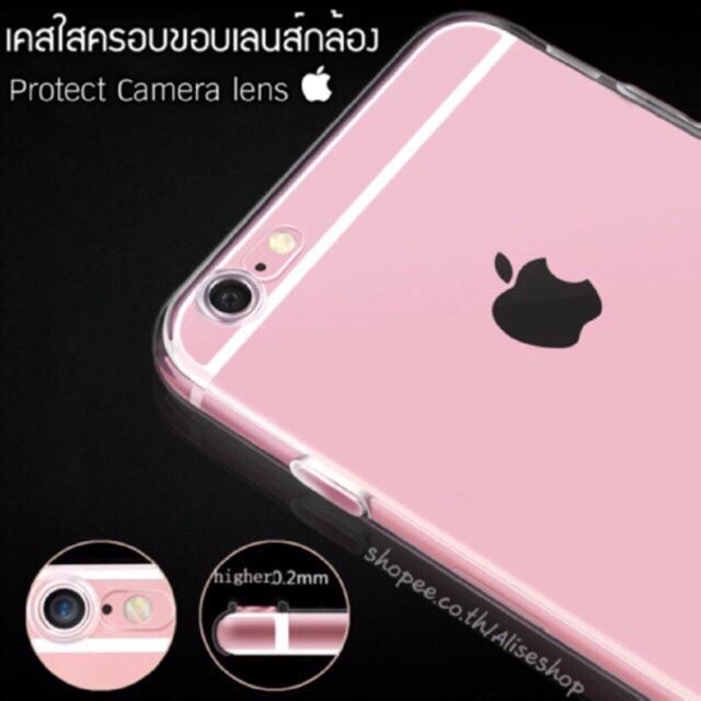 ของแท้💯 Case ใส Hoco 2สี เคสไอโฟน 5/5s/Se 6/6s 6/6s Plus 7/7 Plus 8 8plus Note 8 X Xr Xs Xsmax
