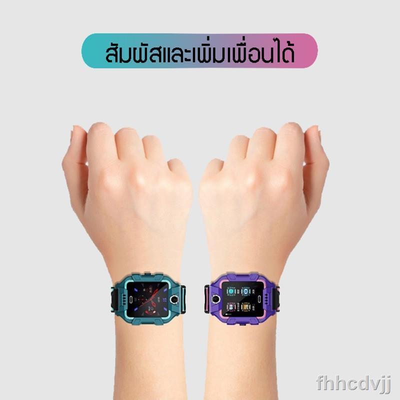 ✌▧ยกได้/หมุนได้ 360 องศา【เมนูไทย】Smart Watch Z6 นาาฬิกา สมาทวอช ไอโม่ imoรุ่นใหม่ นาฬิกาโทรศัพท์ นาฬิกาเด็ก มีเก็บปลา