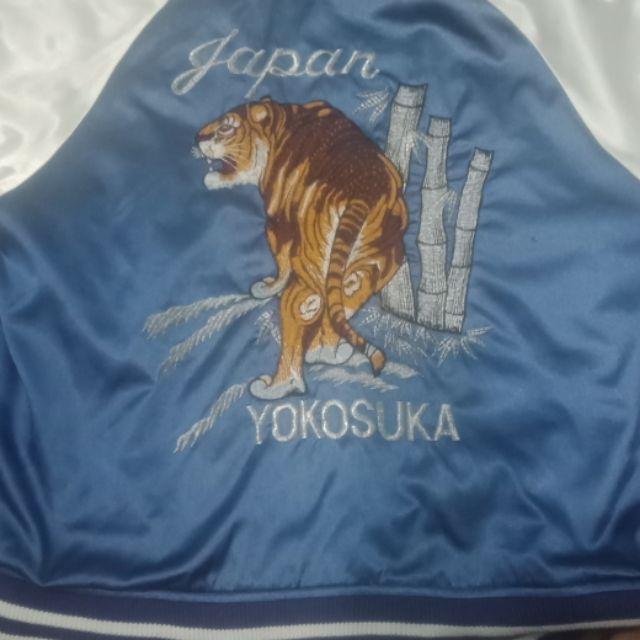 เสื้อแจ็คเก็ต sukajan ของแท้จาก ญี่ปุ่น jacket