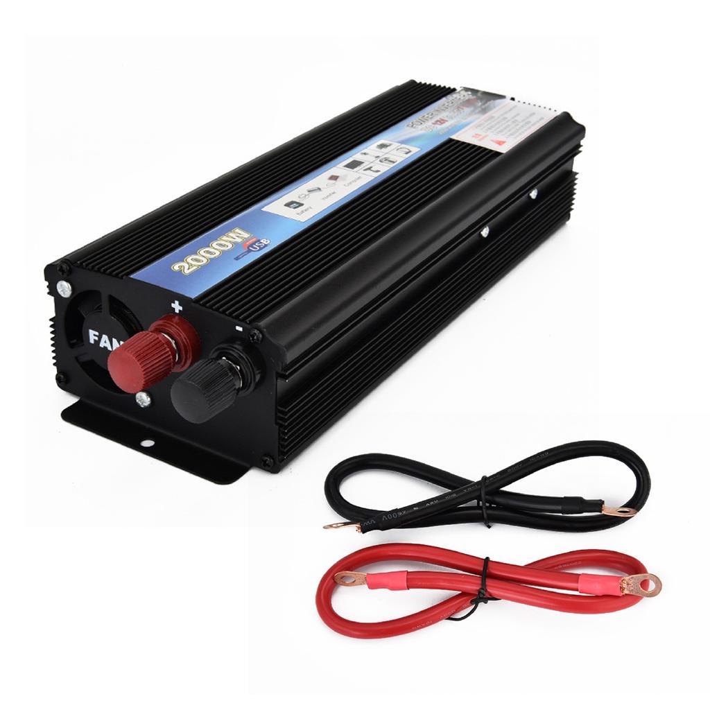 Heimwerker Have An Inquiring Mind Power Inverter Tyn-1500nb Car Inverter 1500w Auto Inverter Car Power Invertxb Wechselrichter