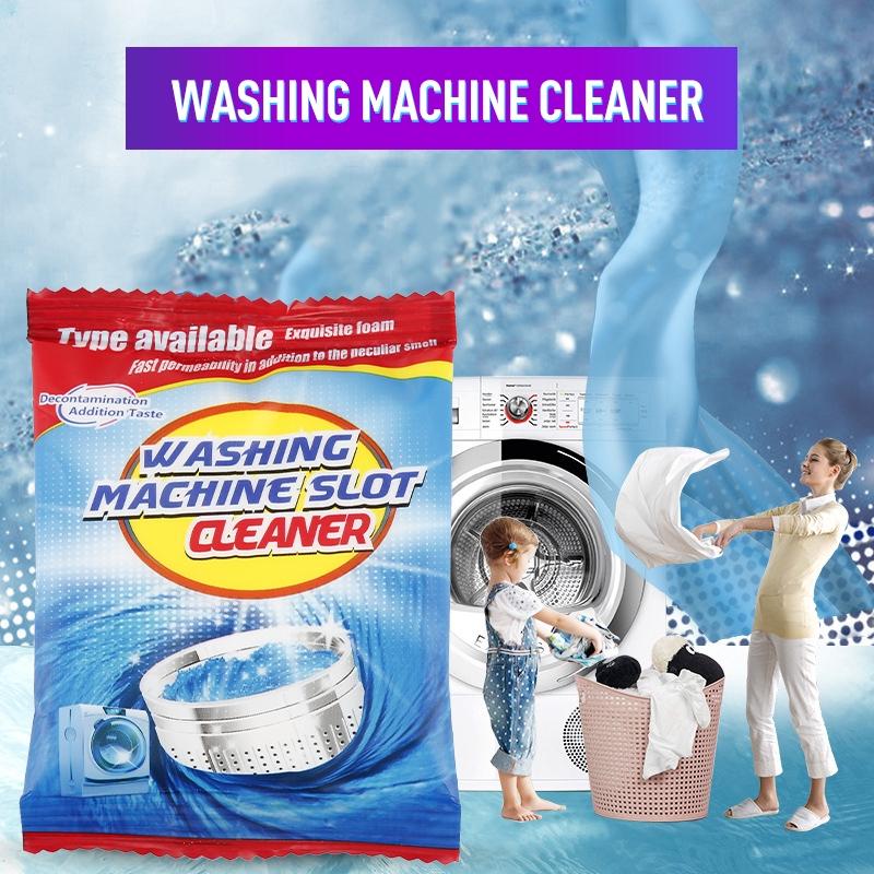 Washing Machine Cleaner Powder Washer Supplies Effective Washing Machine Cleaner