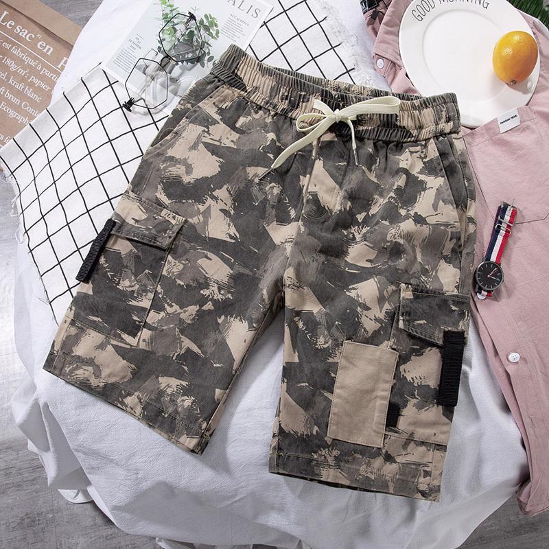 หลวม กางเกง ?กางเกง เสื้อผ้าแฟชั่นกางเกงผู้ชาย