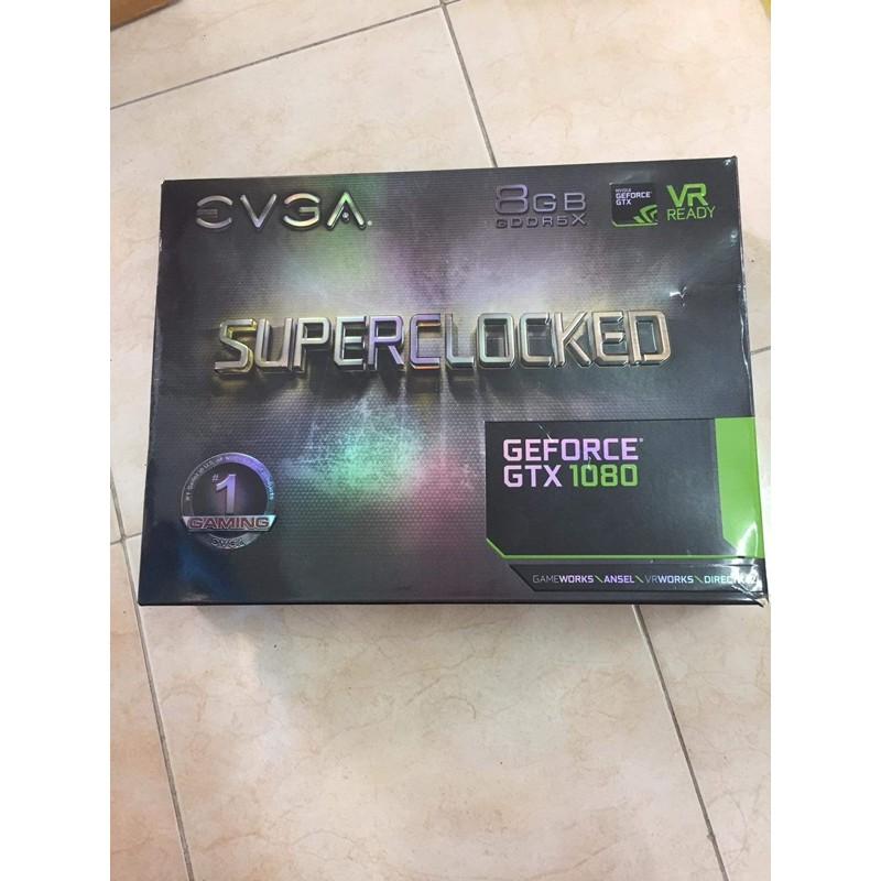 Gtx1080 8GB EVGA มือสอง