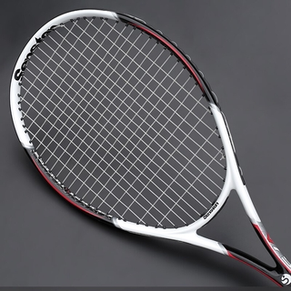 Professional Carbon Fiber Tennis Rackets Men Single Racket Strings Bag For Adult Sport Padel Trainer Racquet Grip Size 4