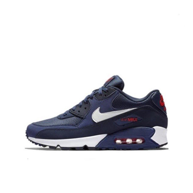 OriginalNike_ Air Max 90 Sneakers Rainbow Mars Air Shoes Men Casual Running Shoes Outdoor Mountaineering5
