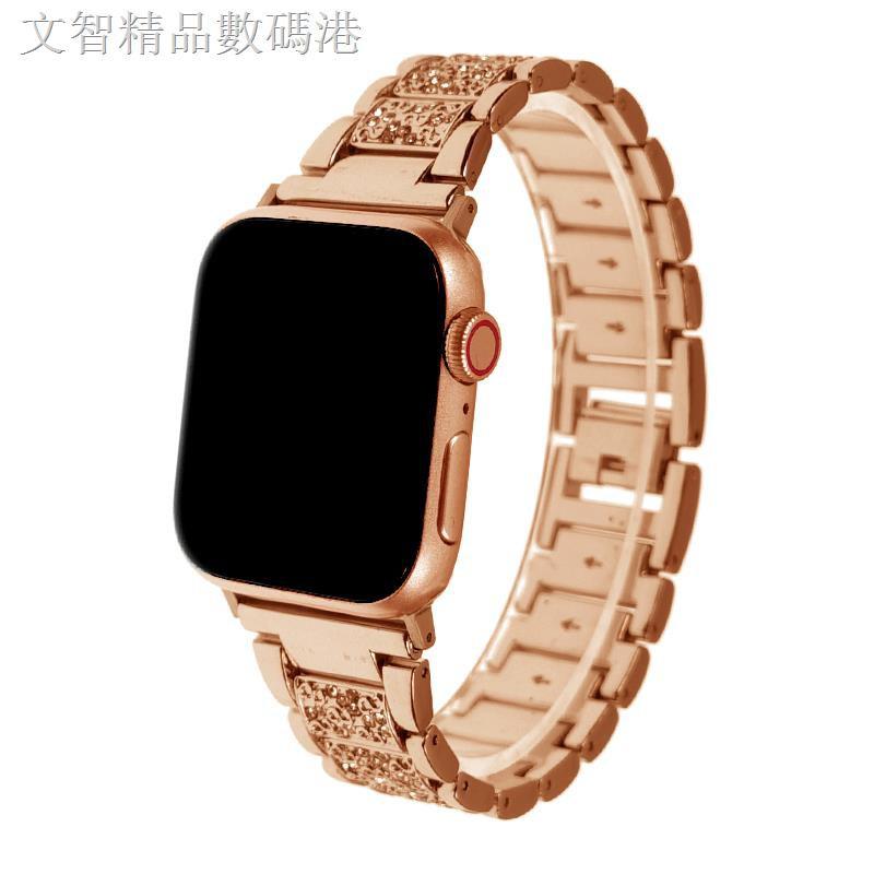 สายนาฬิกาข้อมือโลหะสําหรับ Applewatch4 6 Generation Iwatch5 / Se