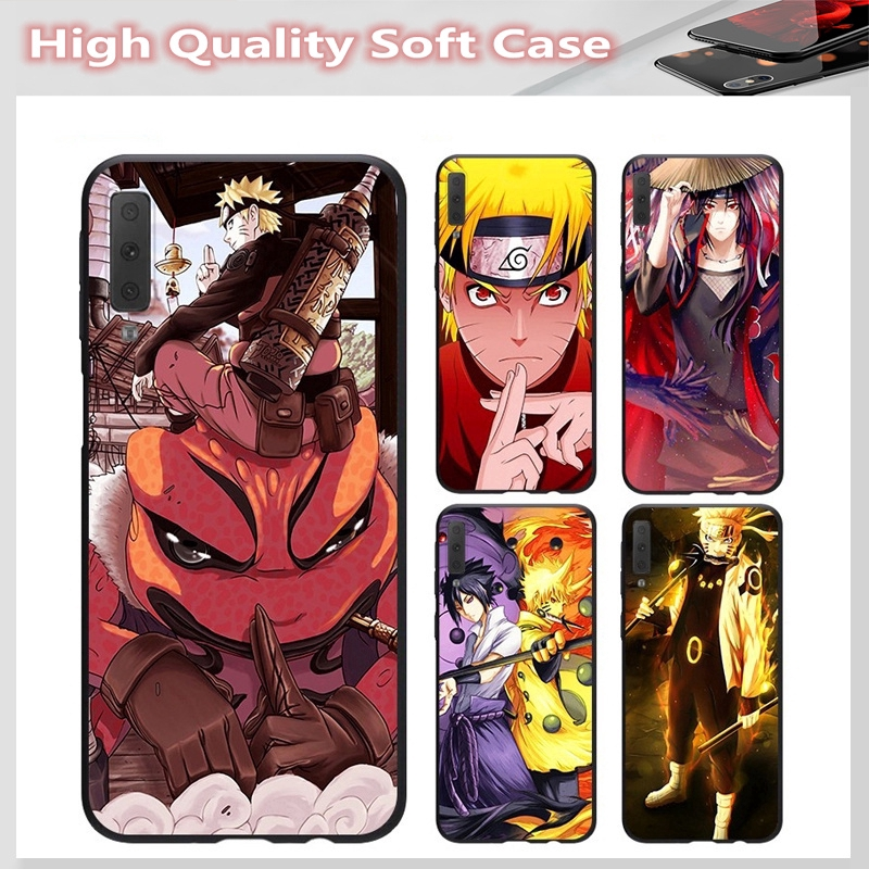 casing for SAMSUNG A2 CORE J7 Pro J7 PLUS A6 A6+ A7 A8 A8+ A8 Star A9 2018 Cover Naruto Soft Case