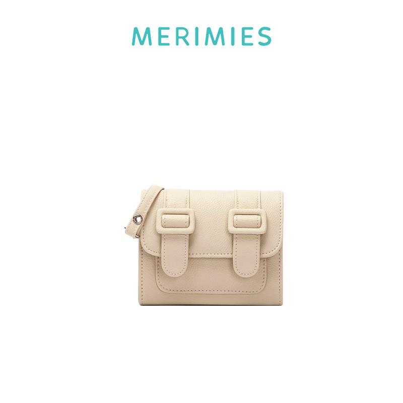 ⅟❧ กระเป๋ากระเป๋าเดินทาง  กระเป๋าเป้สะพายหลัง★★★❤🔥🔥Merimies กระเป๋าไทยเคมบริดจ์เบอร์มินิสีล้วนกระเป๋าใบเล็กมินิฤดูร้อน