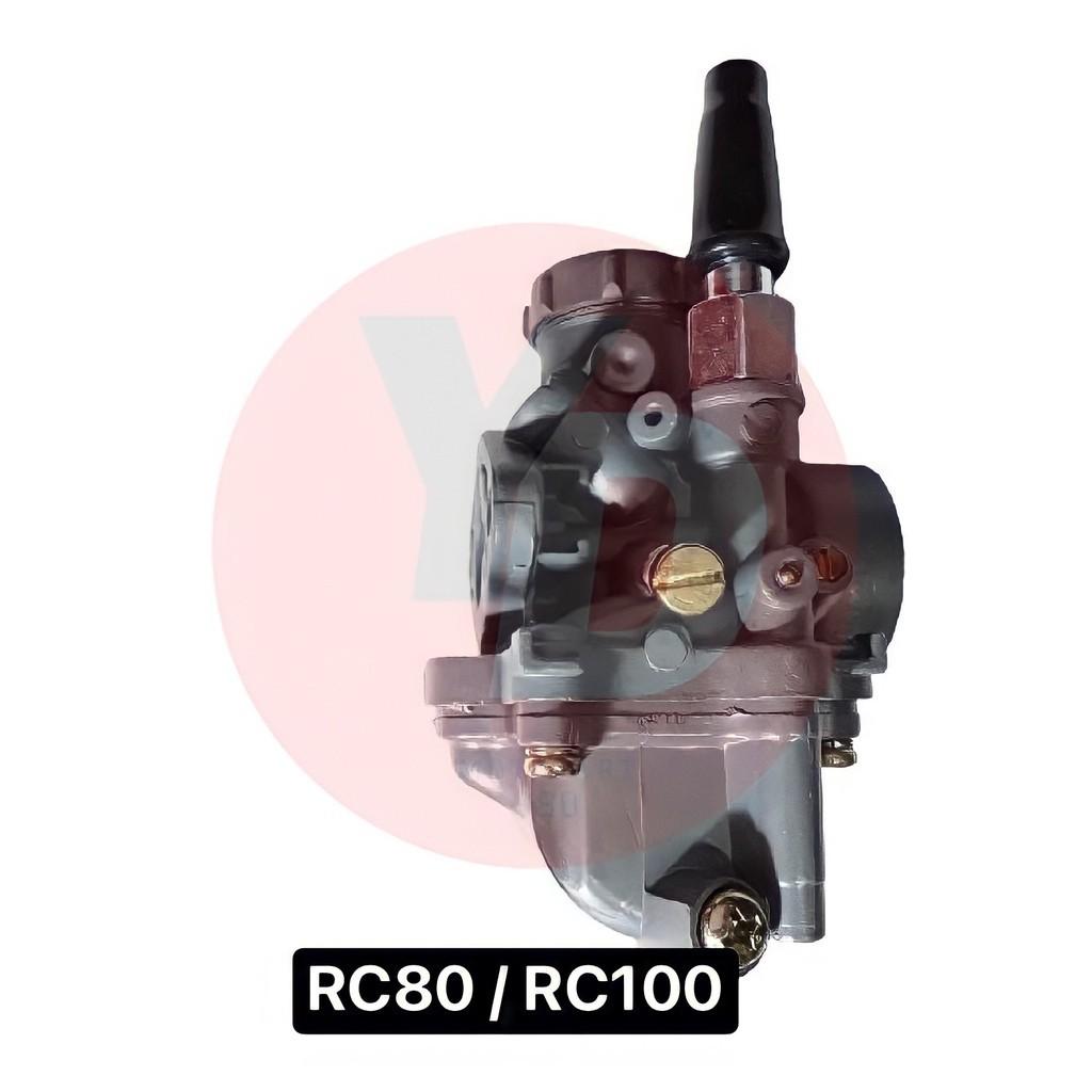 🔥💖🌟♚❈✳คาร์บู เดิม SUZUKI RC80 , RC100 Y100 MATE100 BELLE R