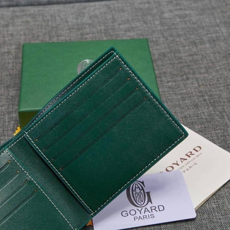 ✨Goyard wallet top ออริ 📌size 11 cm.  หนังแท้งานสวย