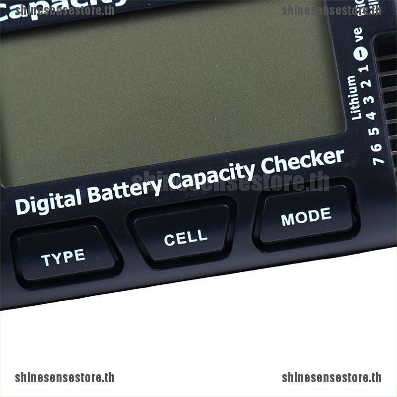 Cellmeter7 Battery Display Battery Function Test Table Voltage Display Z8