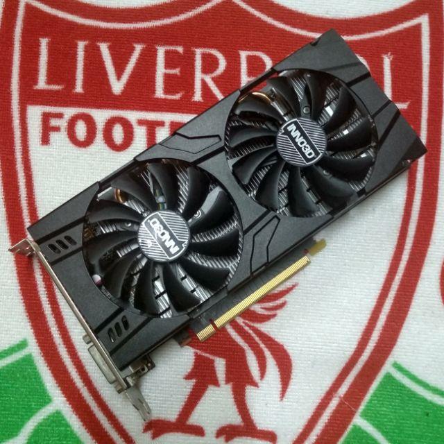 INNO3D GTX 1060 TWIN X2 6GB DDR5 192BIT