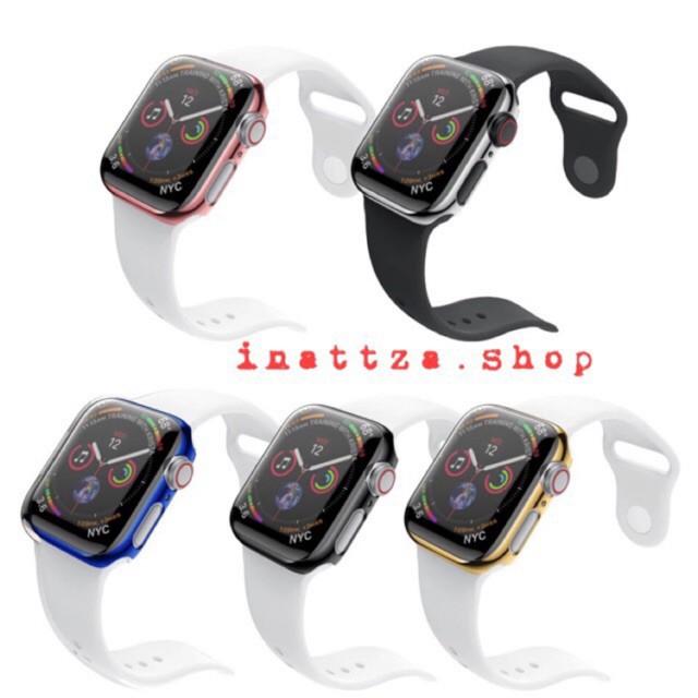 เคส applewatch <พร้อมส่ง>⌚️40/44MM-ซีรีย์4-เคสแอปเปิ้ลว้อทซ์ (40/44MM-series4-apple watch case)