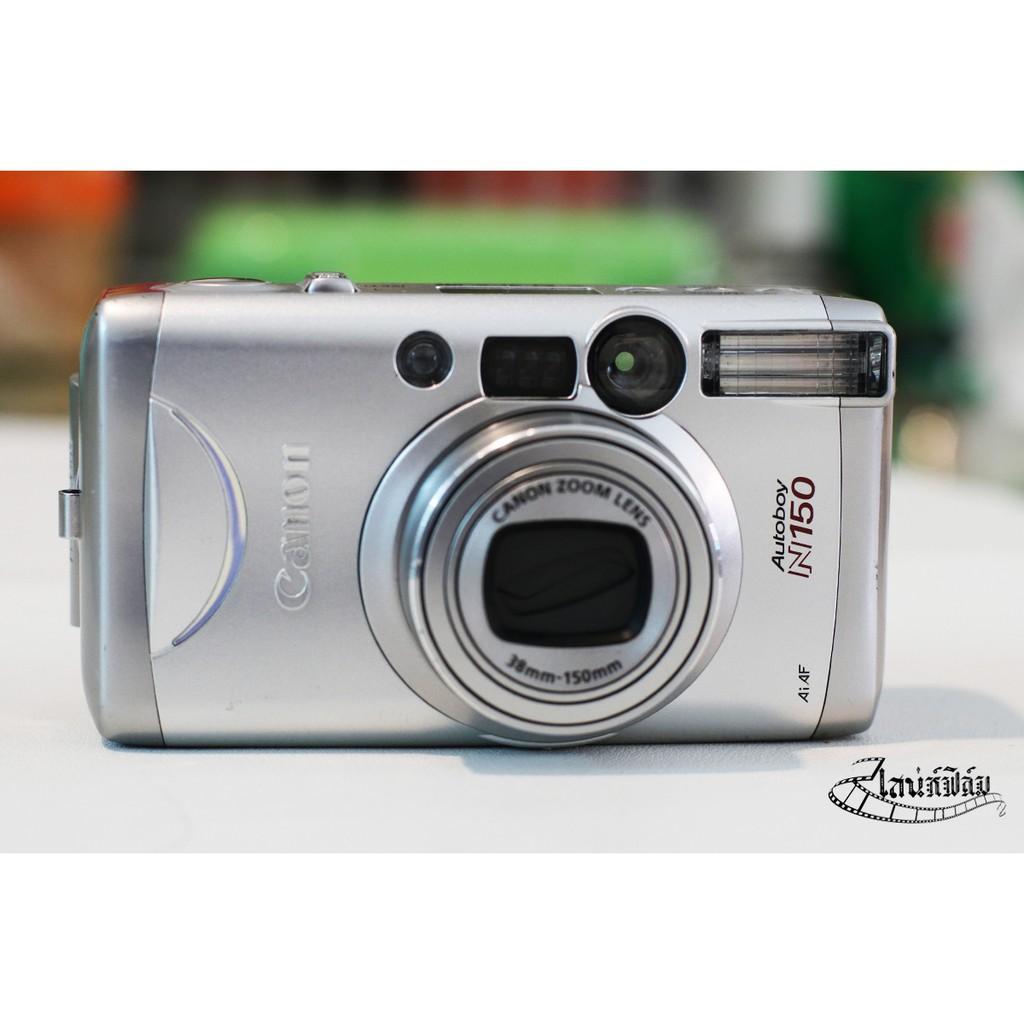 กล้องฟิล์ม Canon Autoboy N150