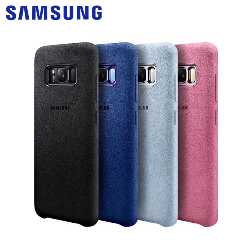 เคสโทรศัพท์มือถือหนังแท้สําหรับ Samsung Galaxy S 8 S8 Plus S8 + Case G 955