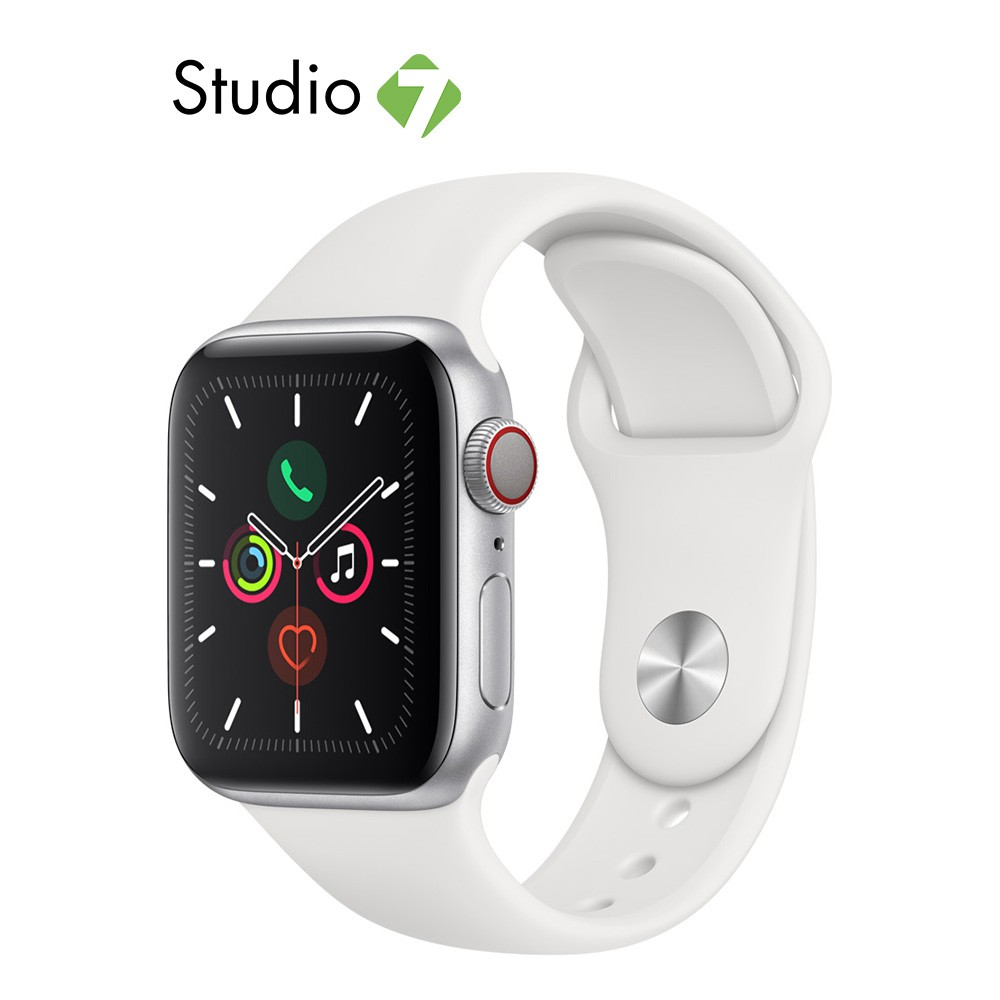 Apple Watch Series 5 GPS Aluminium Case with Sport Band สมาร์ทวอช, แอปเปิ้ลวอช by Studio7