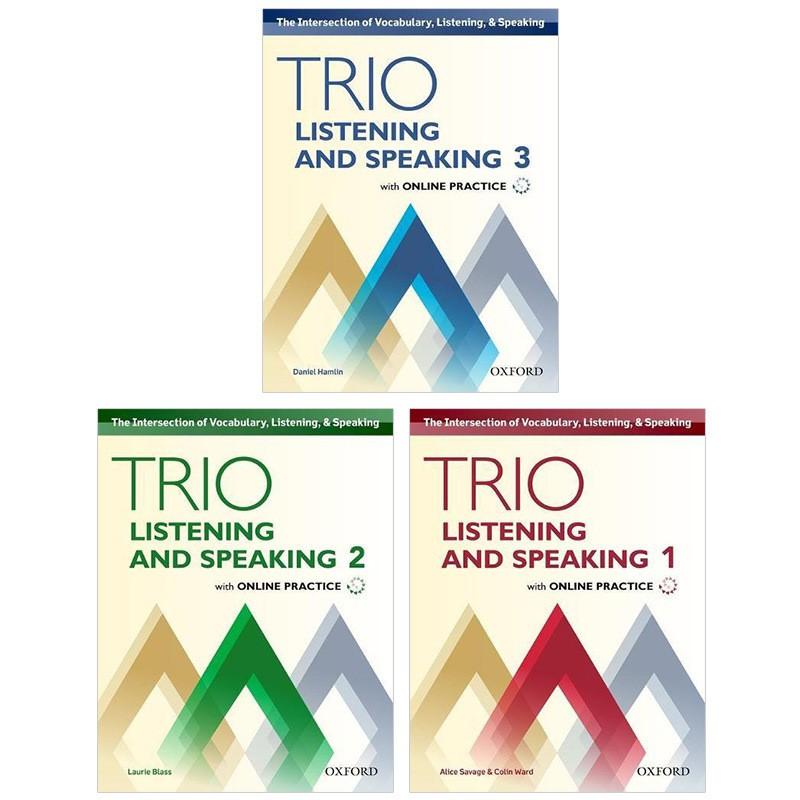 Hot Books Oxford Trio Series หนังสือภาษาอังกฤษสําหรับผู้ที่ต้องการเรียนรู้
