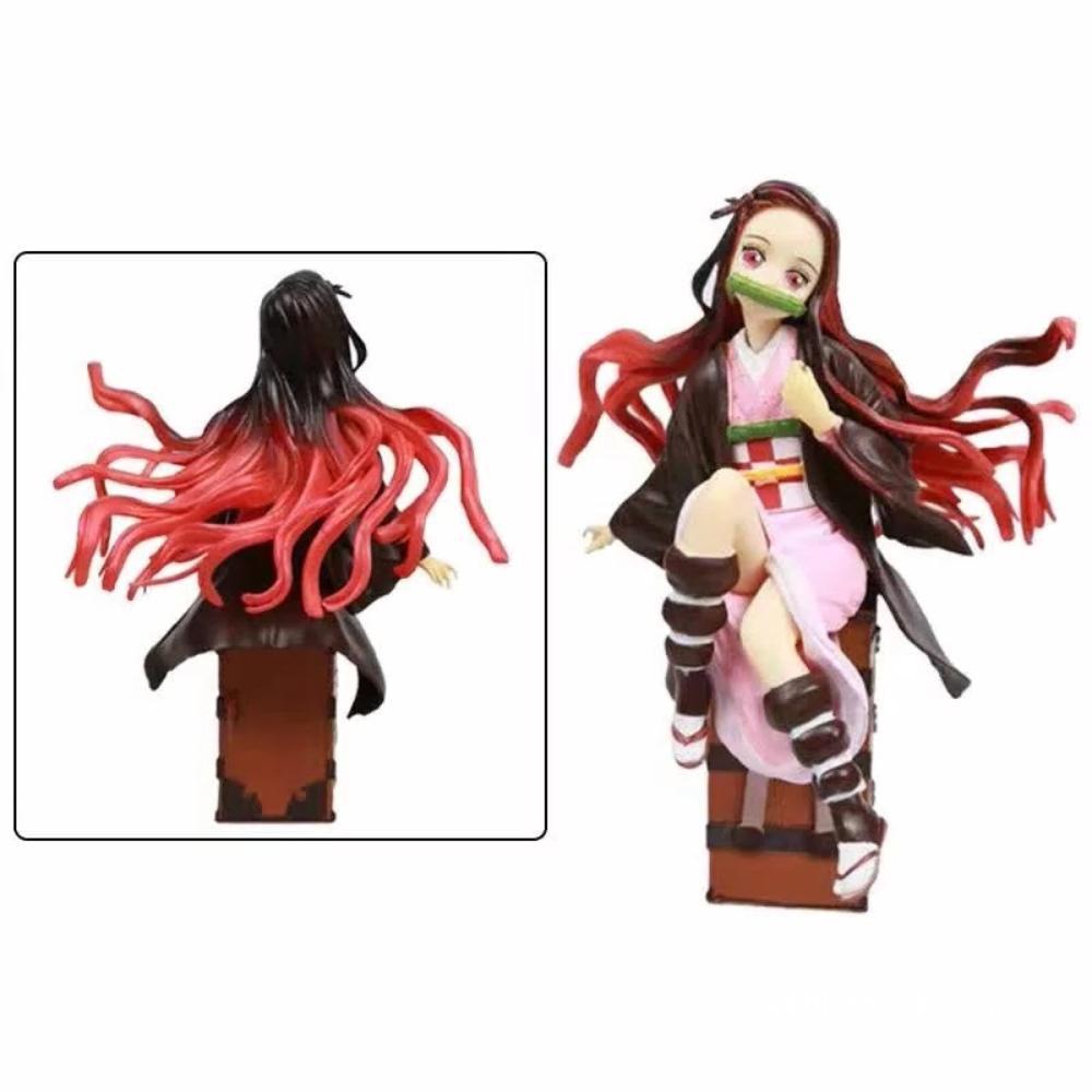 Anime Demon Slayer: Blade 1 Kamamon Nidouko Sitting Box Figure Boxed Model