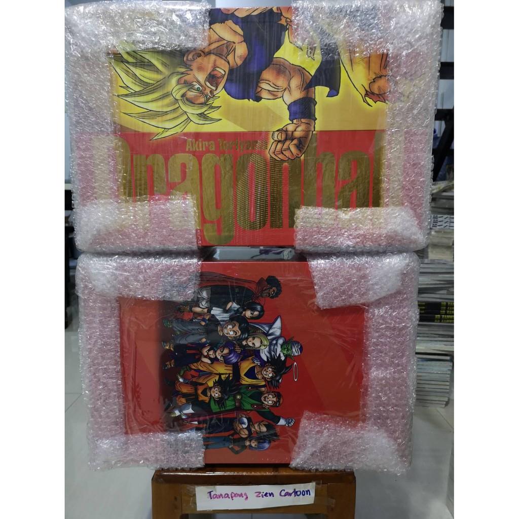 (มือ1)**สินค้ามีตำหนิ - Boxเปล่า(ไม่มีหนังสือ) Dragonball bigbook เวอร์ชั่นใหม่